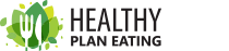 HEALTHY PLAN EATING logo footer